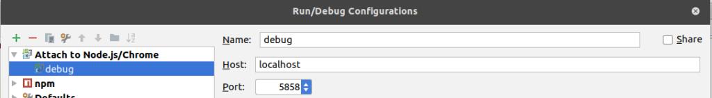 Debugging NestJS in WebStorm - Just Another Typescript Blog